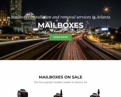 Mailboxes Atlanta